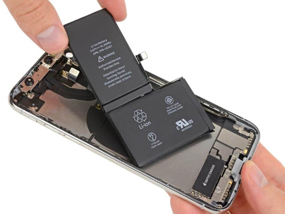 Замена аккумулятора (батареи) iPhone