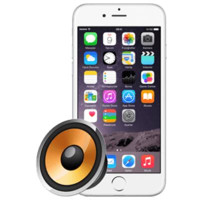 Замена разговорного динамика (спикерфона) на iPhone