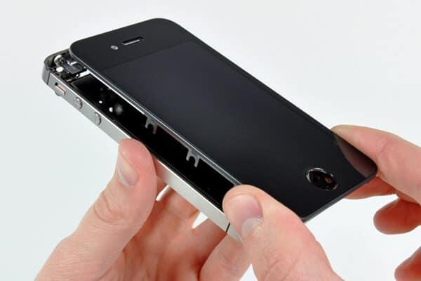 замена стекла айфон