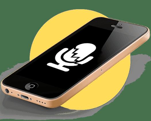 замена динамиков айфон