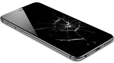 Замена разбитого стекла на Айфоне