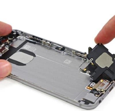 замена динамика айфон 6