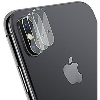 замена стекла в камере айфон