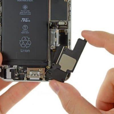 замена динамиков айфон 7