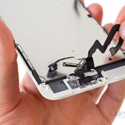 Замена передней камеры айфон 7