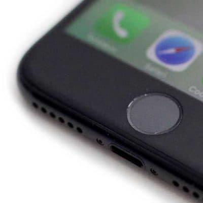 айфон 7 замена кнопки хоум