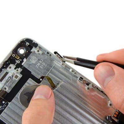 Айфон 7 Замена кнопки включения