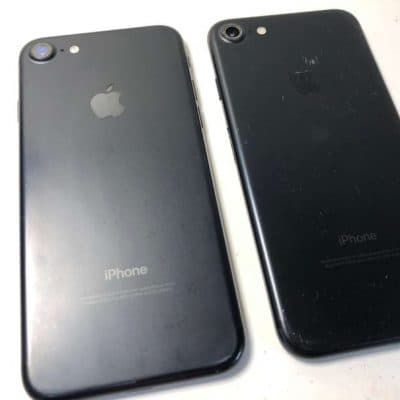 Замена корпуса айфон 7