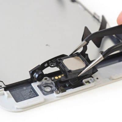 айфон 7 динамик слуховой замена