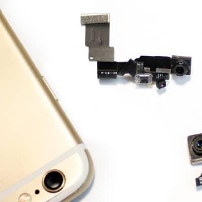 замена задней камеры на айфон 7