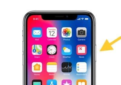 замена кнопки айфон 10