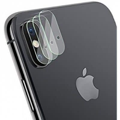 Стекло камеры iPhone X