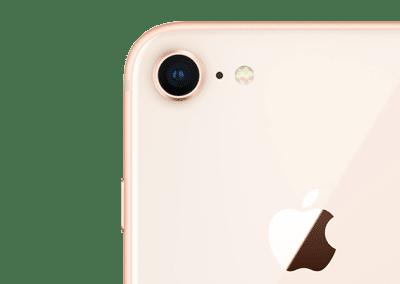 замена камеры айфон 8